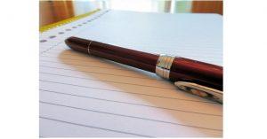 論文執筆に役立つ万年筆
