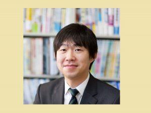 加藤大吾先生